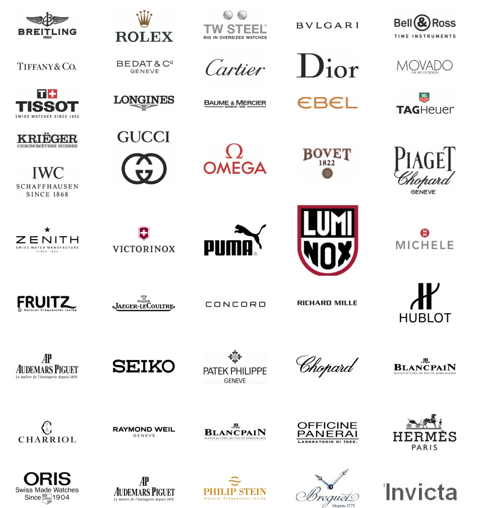 Famous Watch Brands